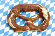 Original Bavarian Oktoberfest Pretzel - Wiesnbrezn