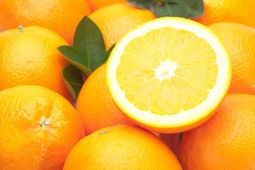delicious orange