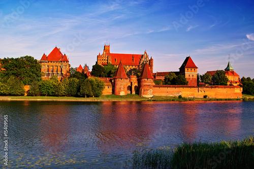 Malbork/Marienburg castle - 15409565