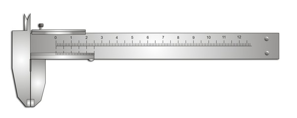instrument for measurement of the length