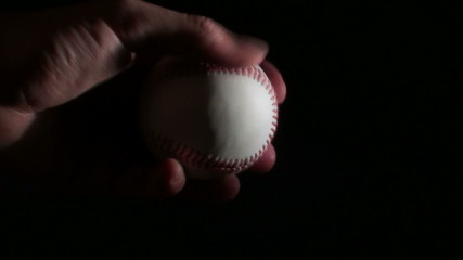 Baseball pitcher - HD