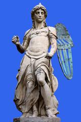 Statua Rappresentando L'Arcangelo Michele