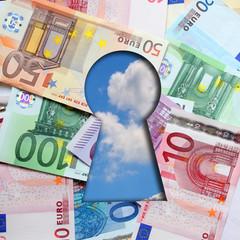 Euro keyhold