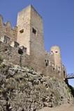 foso del castillo de Frias poster