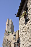 castillo de Frias poster