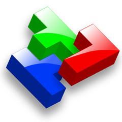 Icona tetris