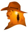 cowboy western sheriff