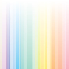 Seamless harmony stripes pattern with rainbow colors.