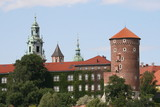 Wawel, Royal Castle in Krakow, Poland