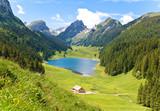 Fototapety Alpenpanorama