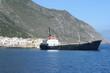 Marettimo - nave nel porto