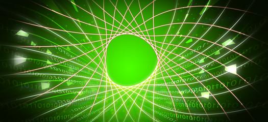 rete , internet, cosmo