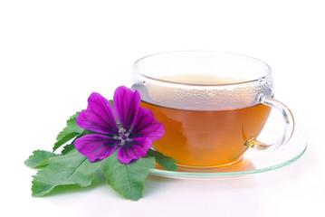 Tee Malve - tea malva 05