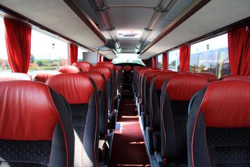 Reisebus (innen)