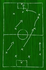 Taktik auf dem Spielfeld