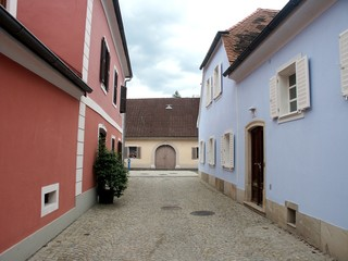 Gasse in Bad Radkersburg
