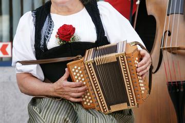 Alpenländische Musik