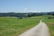 Hügellandschaft im Emmental