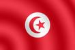 Drapeau de Tunisie