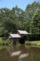 Blue Ridge Parkway - Mabry Mill