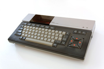 Vintage home computer