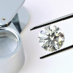 Diamant Diamonds Diamantlupe