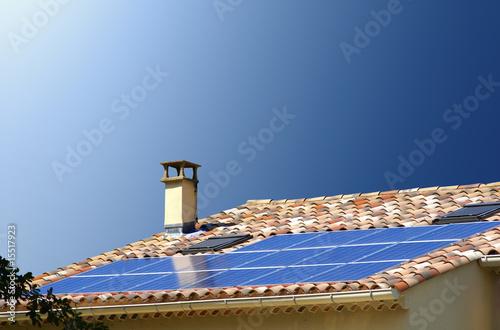 Energie solaire - 15517923