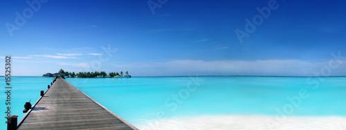 Fototapeten,strand,insel,blauer himmel,insel