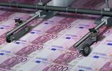 Printing Euros-1 poster