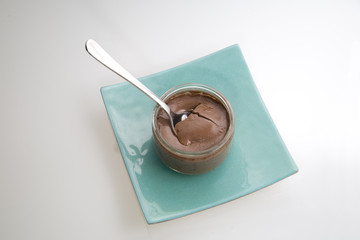 desert  au chocolat