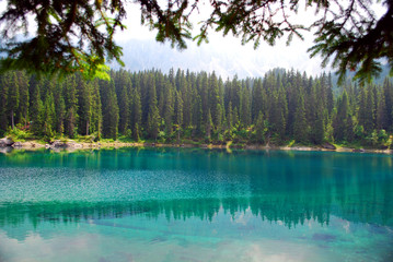 Lago di Carezza 2
