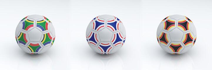 Soccerball Color