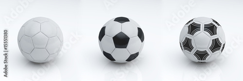 Soccerball Black & White