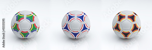 Soccerball Color