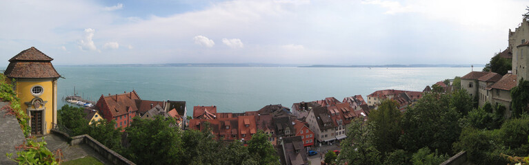 Bodensee, Meersburg, Konstanz