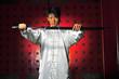 roleta: Asian Man In Martial Arts