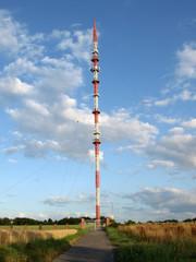 Langenberger Sender - WDR - Funkmast