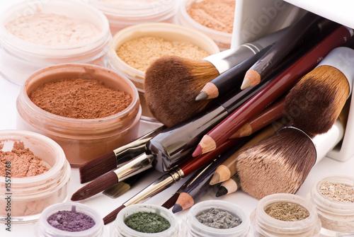 canvas print picture Kosmetik Artikel