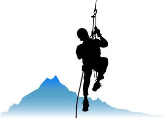climber vector 2