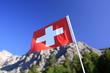 Leinwanddruck Bild - Switzerland