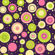 roleta: Bright modern seamless pattern