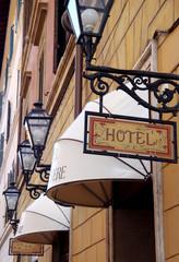 italienisches Hotel