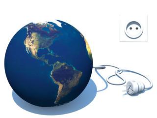 Earth Pull the Plug America