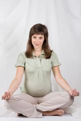 Pregnant female