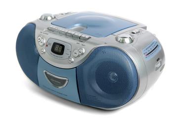 Portable tape recorder
