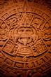 Quadro calendar of North American Indians