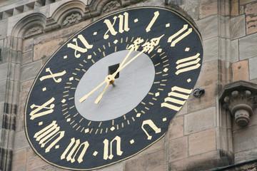 Curch Clock