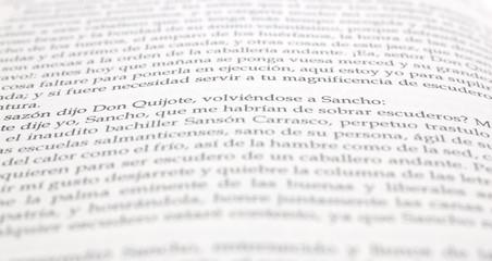 Página libro antiguo