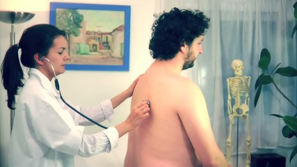 Doctor and Patient V - Médecin et Patient V