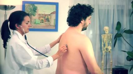 Doctor and Patient V - Médecin et Patient V